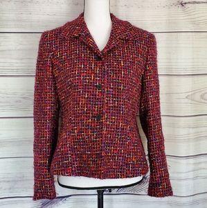 Women's Jones New York Brand Size 10 Blazer/639